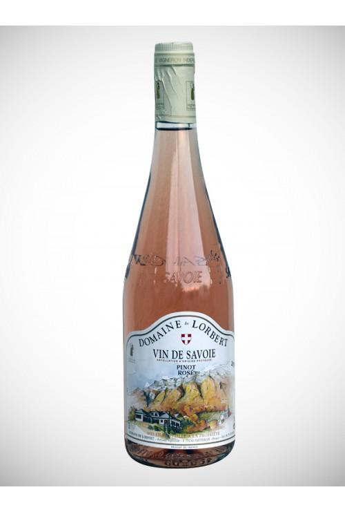 Le Pinot Rosé - Vin de Savoie