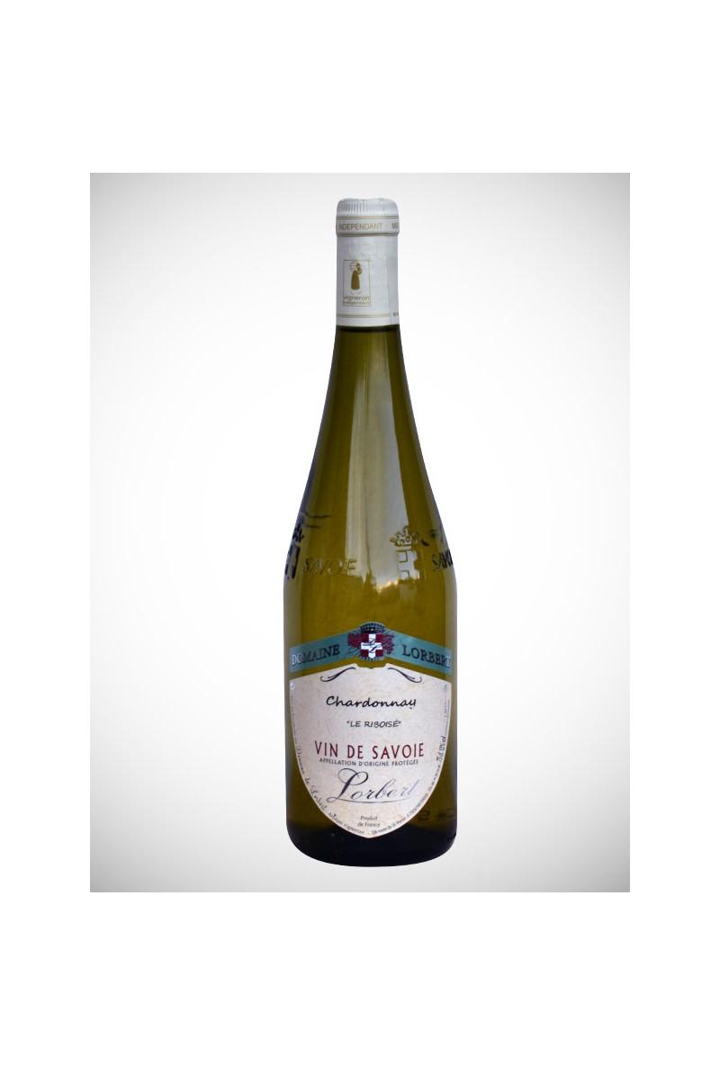 chardonnay-riboisé - Vin de Savoie